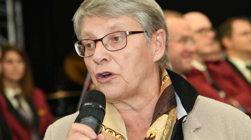 """Pour Béatrice Métraux, à Nyon et Rolle, """"la droite punit les habitants en détériorant les prestations """""""