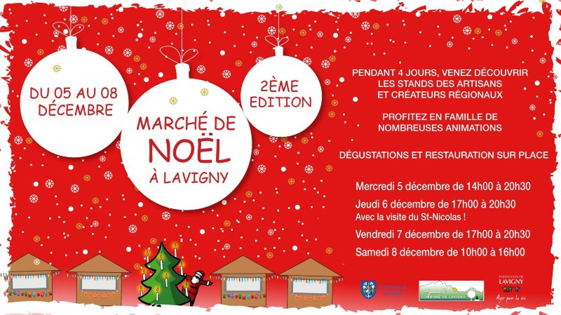 Marché de Noël de Lavigny