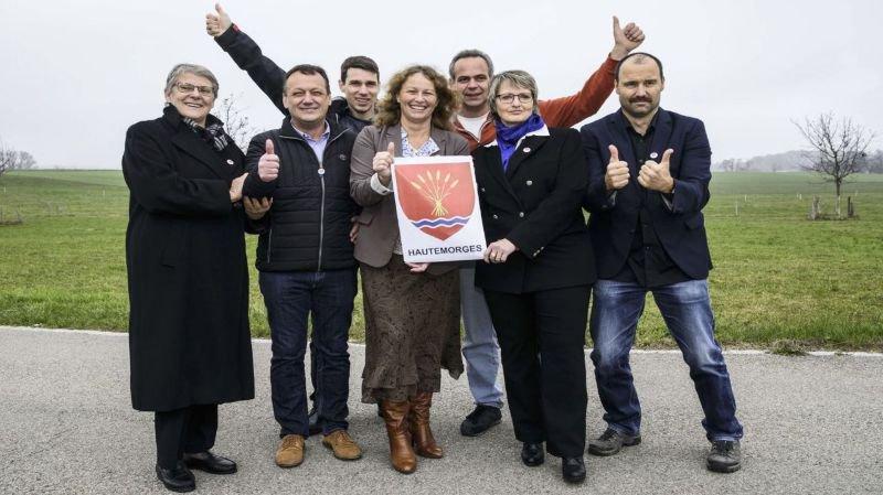 Les six communes ont dit oui à Hautemorges