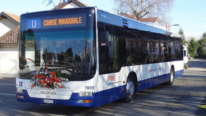 Chavannes-des-Bois déboursera une ultime fois pour la ligne U des TPG