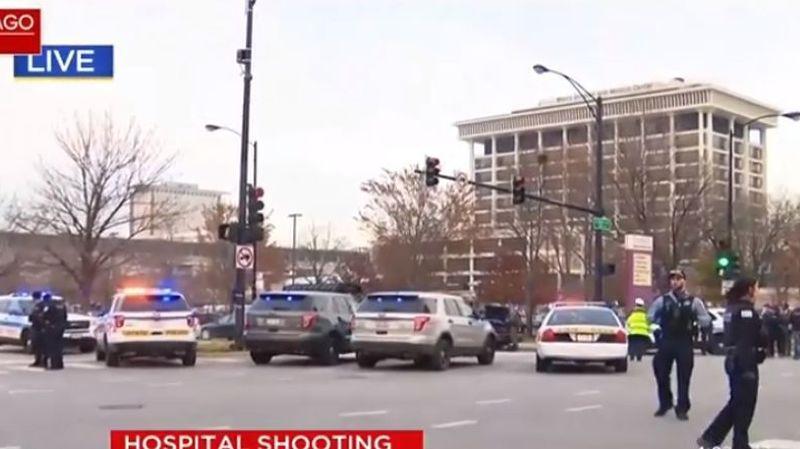 Plusieurs personnes ont été touchées durant la fusillade.