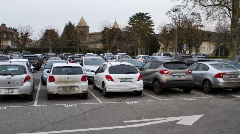 Morges: non aux 200 places supplémentaires pour le parking du Parc des Sports