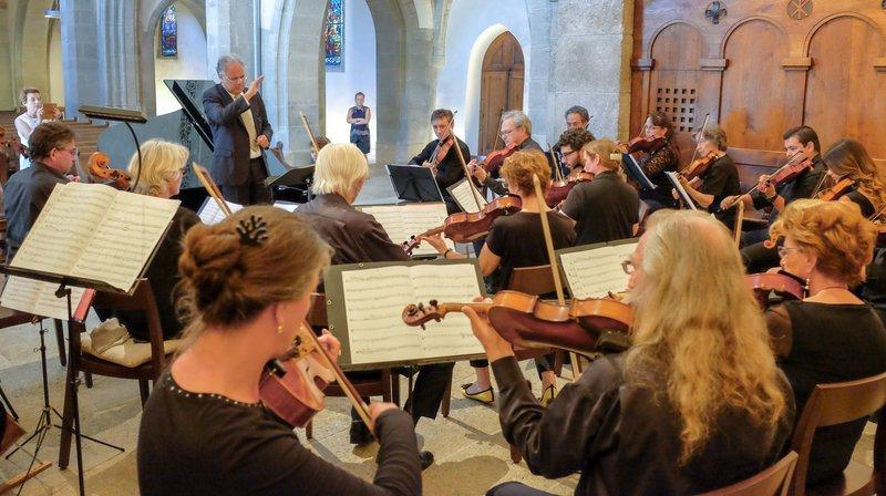 L'Orchestre Da Capo, basé à Nyon, propose deux à trois concerts par an dans la région.