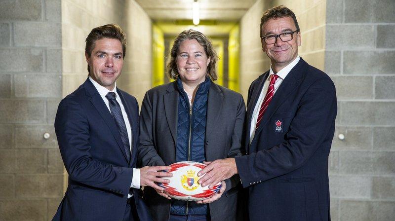 L'Académie nationale du rugby inaugurée à Nyon