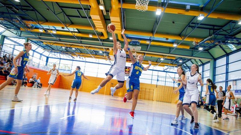 Le Nyon Basket Féminin invaincu depuis un an