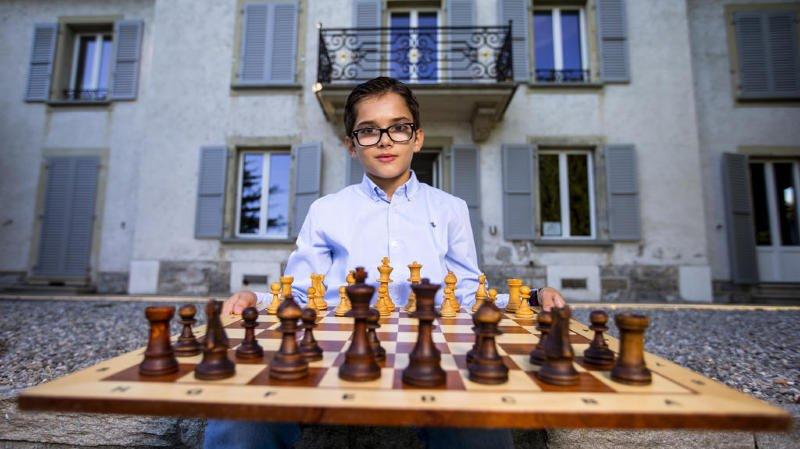 Échecs: premier tournoi mondial pour Dorian Asllani