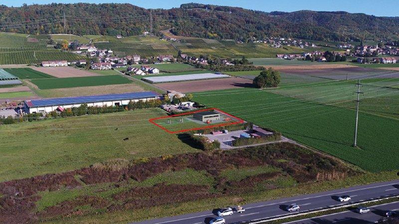 Les projets de géothermie, comme ici à Vinzel, pourraient être soutenus.