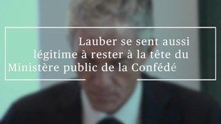 Michael Lauber justifie ses rencontres avec le patron de la FIFA