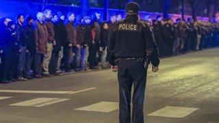 Etats-Unis: quatre morts au total, dont l'auteur du tir, lors d'une fusillade à Chicago