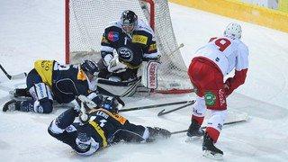 Hockey sur glace: Lausanne s'incline au Tessin, Genève se paye encore Fribourg