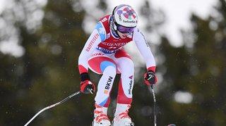 Ski alpin – coupe du monde: l'Obwaldienne Michelle Gisin termine 2e de la descente de Lake Louise
