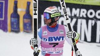 Ski alpin - coupe du monde: Beat Feuz remporte la descente de Beaver Creek