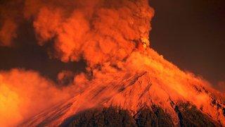 Le volcan de Fuego inquiète le Guatemala