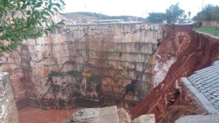 Portugal: un glissement de terrain fait au moins deux morts près d'une carrière de marbre