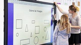 Nyon: pas d'écrans interactifs dans toutes les écoles