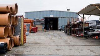 Nyon: rénovation du hangar de l'ex entreprise Lude refusée