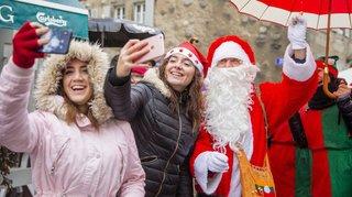 Les marchés de Noël de la région en images