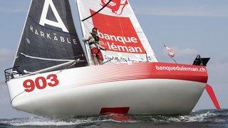 Valentin Gautier: «Ce bateau, j'ai du mal à le laisser partir…»
