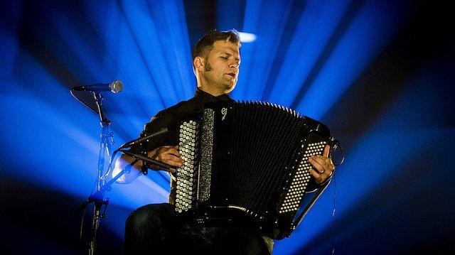 Nyon: Mario Batkovic, toute la puissance et la poésie de l'accordéon
