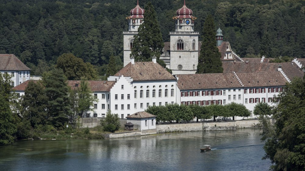 Près de 770 habitants du village de Rheinau, à la frontière avec l'Allemagne, s'étaient inscrits pour le test.
