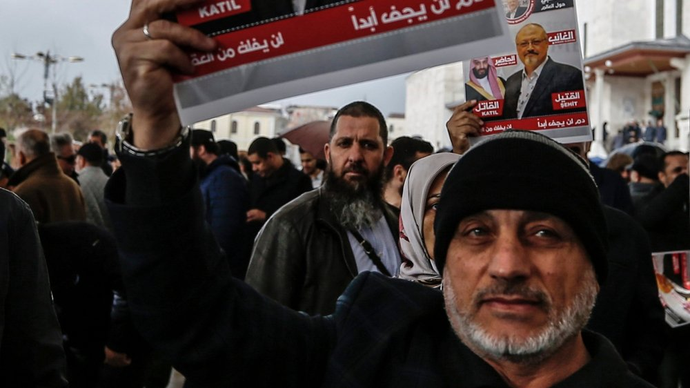 Mohammed ben Salmane est mis en cause dans le meurtre du journaliste Jamal Khashoggi.