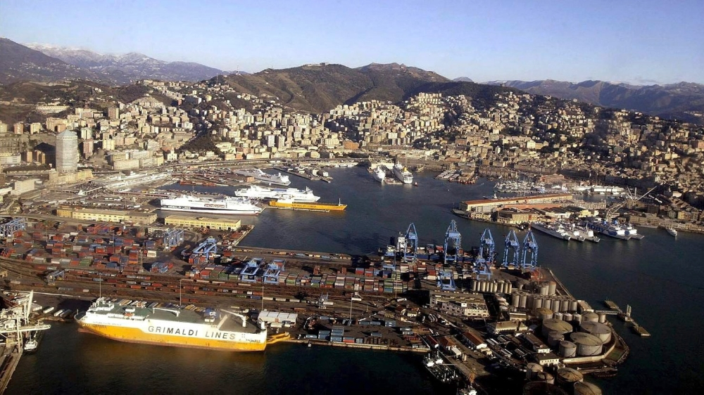 Le port de Gênes a enregistré une progression de 15,4% de son trafic de conteneurs en 2017.