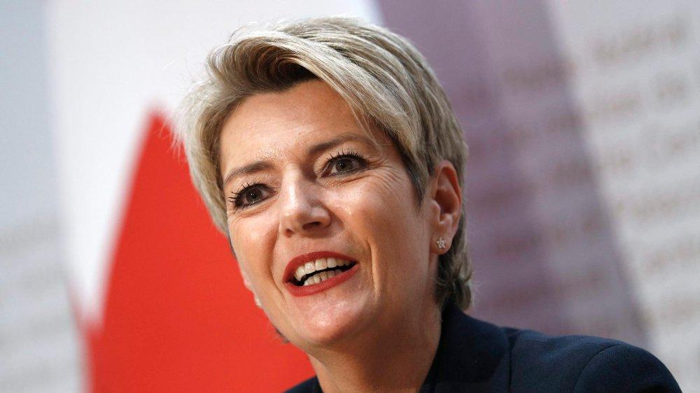 Karin Keller-Sutter n'a cessé de répéter, pendant sa campagne, qu'il n'était pas question de fragiliser les mesures d'accompagnement.