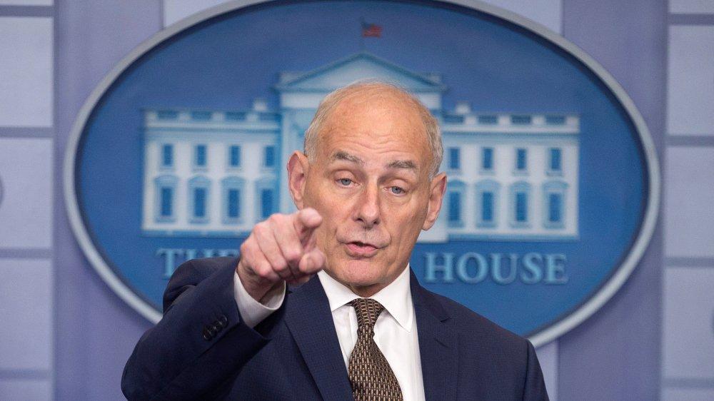 Nouvelle démission en vue à la Maison-Blanche