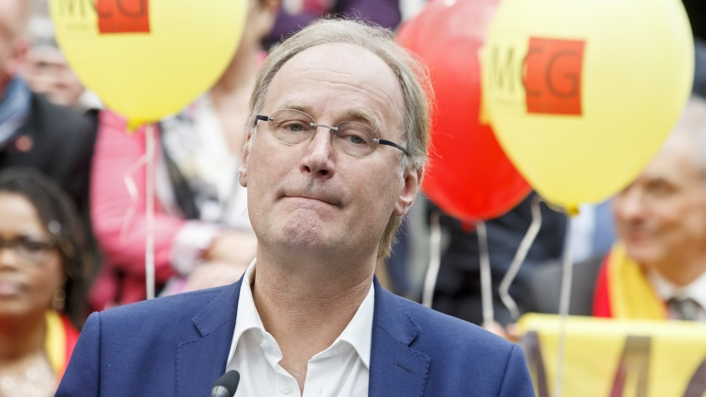 Yves Nidegger rejette l'étiquette de lobbyiste.