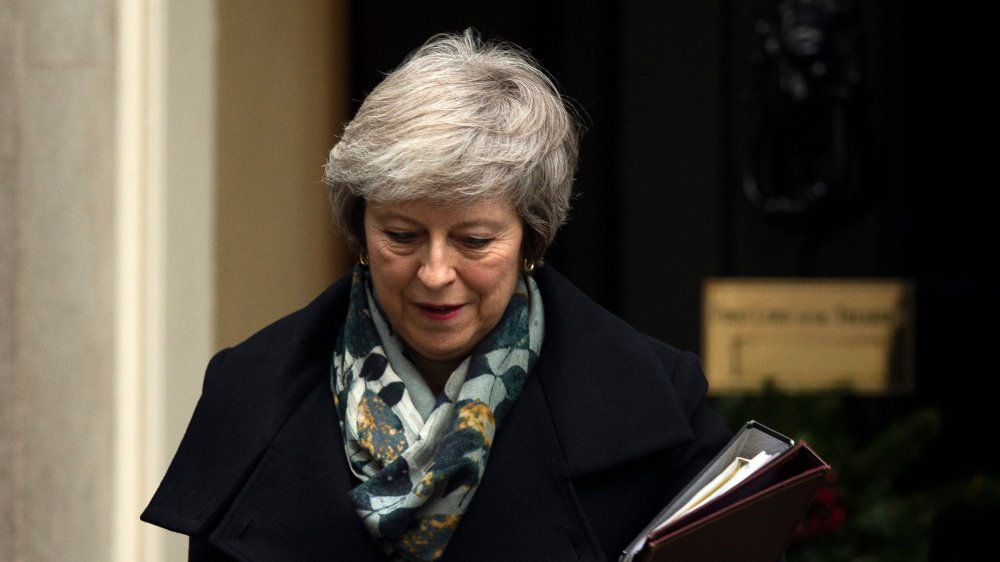 Theresa May et ses troupes se préparent au pire.