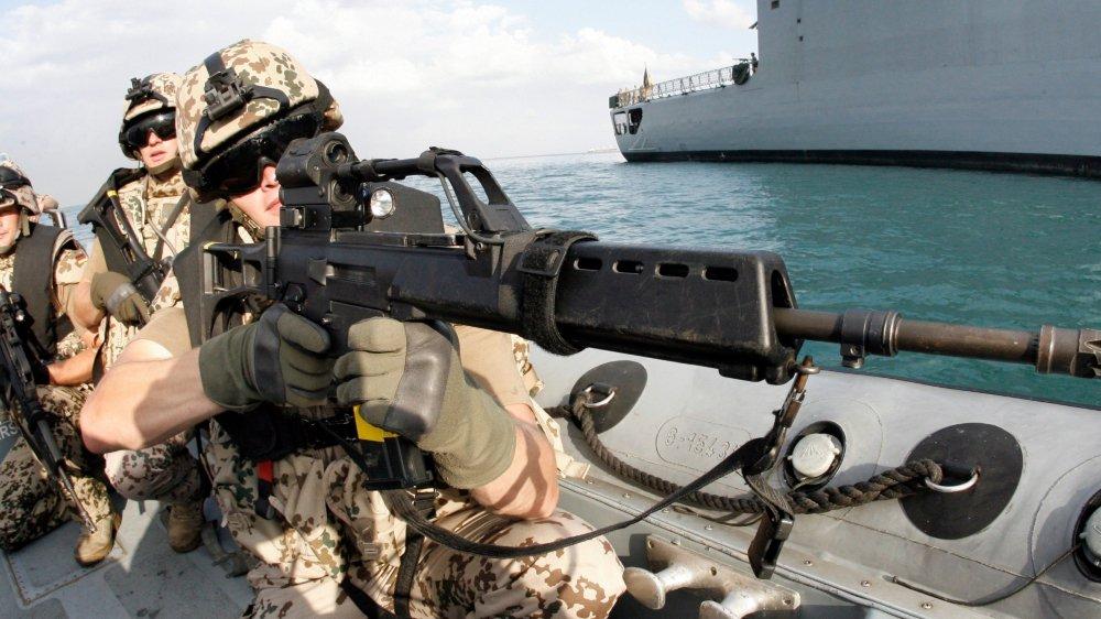 L'armée veut recruter de jeunes Européens
