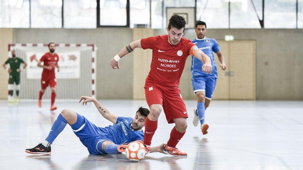 La saison passée, Tiago José Oliveira Ribeiro et Futsal Silva avaient échoué au stade de la finale de Premier League.