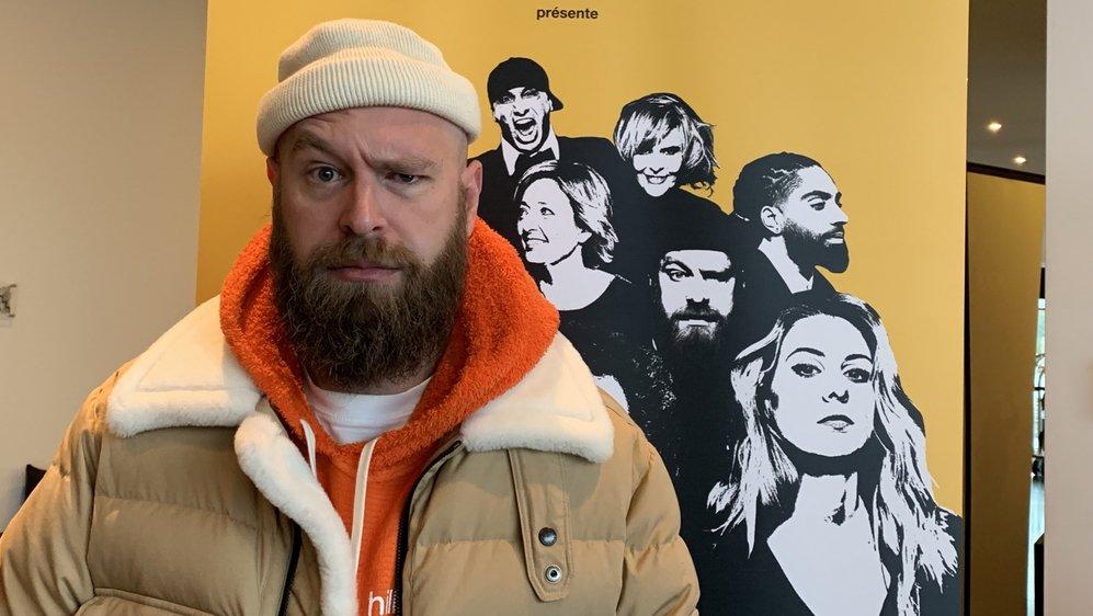 Yann Marguet présentera son premier seul en scène lors du festival Morges sous-rire.