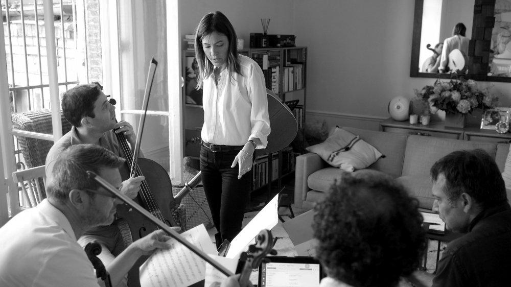 L'auteure-compositrice-interprète française sortira son nouvel album en mars 2019.