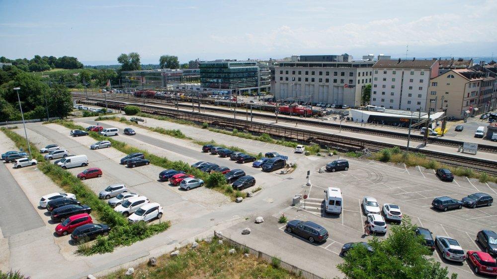 Le parking du Martinet est en sursis depuis... 2000!
