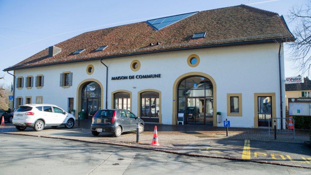 Le retrait de la Région de Nyon était évoqué depuis le printemps à Prangins, suite à une interpellation puis une motion du conseiller communal Olivier Binz (Entente Pranginoise).