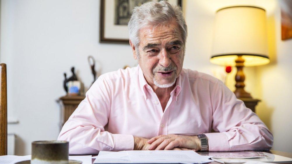 Jacques Pittet regrette l'absence de consensus sur certains dossiers stratégiques.