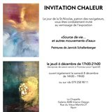 Invitation chaleur
