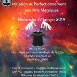 Atelier Initiation et Perfectionnement à la magie