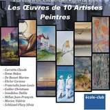 Nyon Confluent des Arts - 10 Artistes Peintres