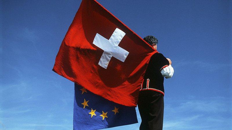 Accord-cadre avec l'UE: l'attentisme de Berne agace Bruxelles
