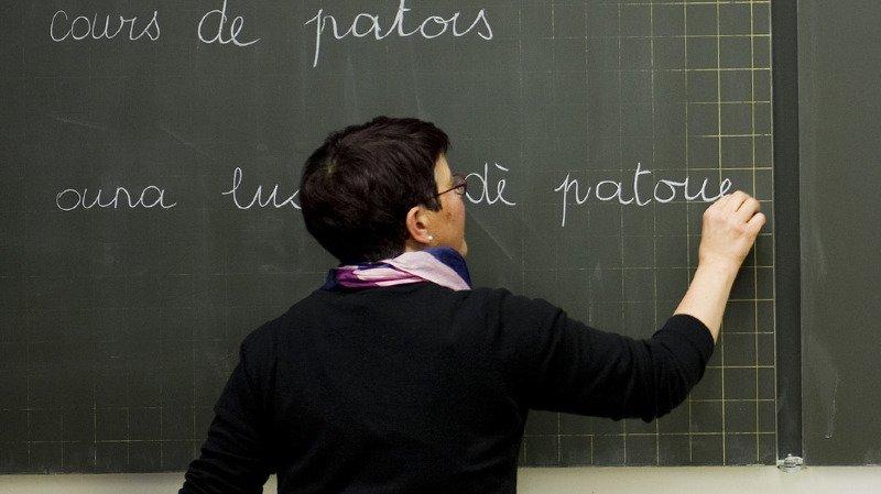 Les patois de Suisse romande obtiennent enfin une reconnaissance officielle (archives).