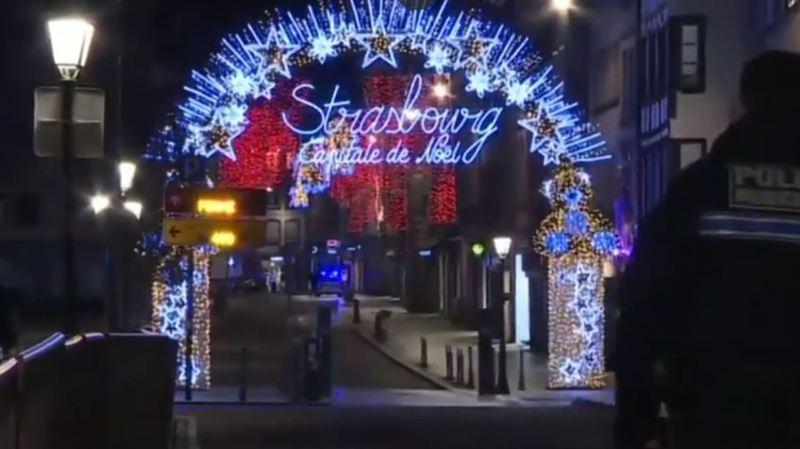 Fusillade à Strasbourg: bilan provisoire d'au moins 2 morts et 12 blessés, tireur recherché, terrorisme évoqué