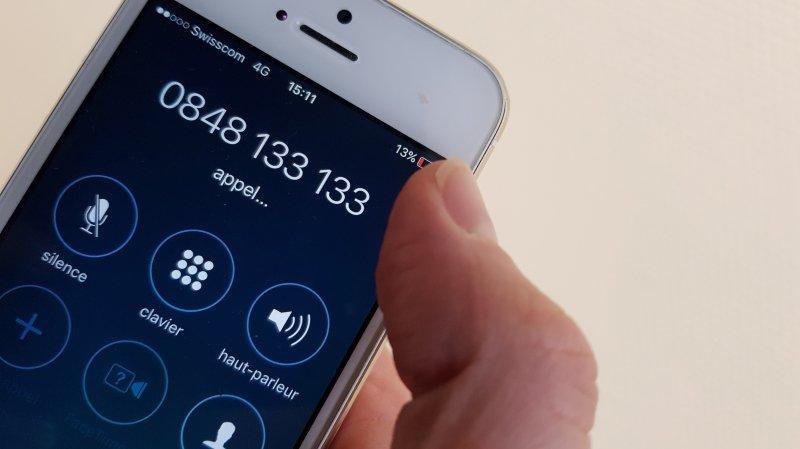 Le numéro des médecins de garde ne change pas: 0848 133 133.