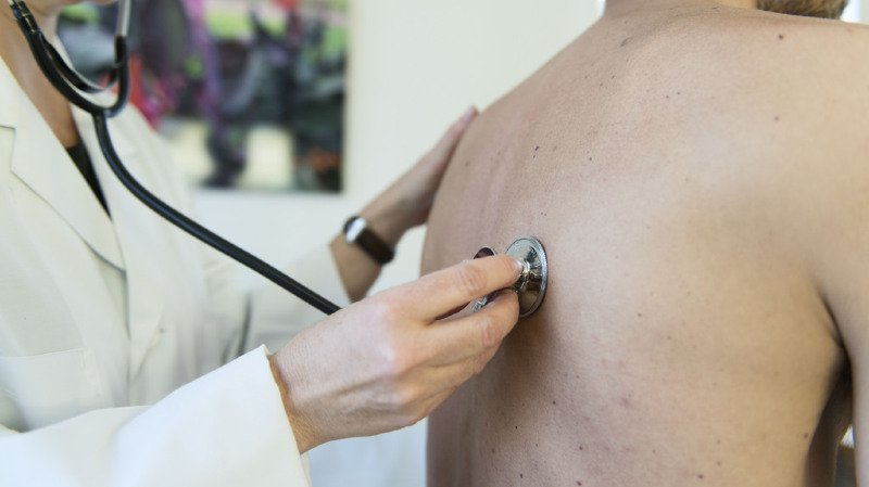 En fin d'année, le nombre de consultations médicales explose en Suisse. (illustration)