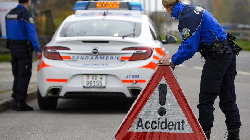 Lausanne: trois enfants percutés sur un passage piétons par un conducteur alcoolisé