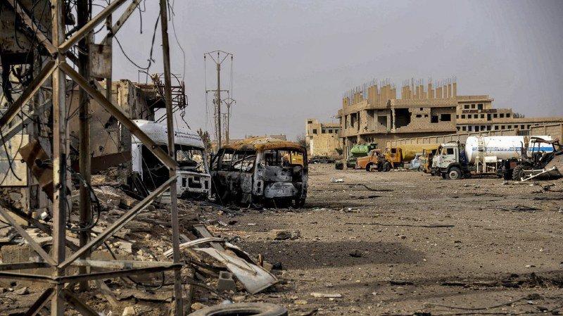 Syrie: l'Etat islamique est affaibli mais loin d'être vaincu selon Londres et Paris