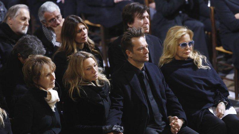 Laura Smet et David Hallyday obtiennent le gel d'une partie des revenus générés par les ventes de disques de Johnny