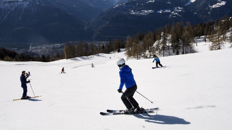 Pour profiter d'un maximum d'installations, c'est en Valais qu'il faudra se rendre.