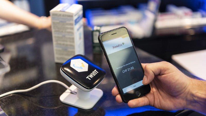 Paiement sans contact: Apple Pay ne doit plus interférer avec Twint selon la Comco